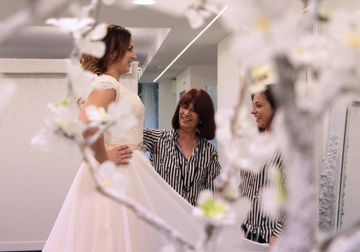 10 claves para elegir tu vestido de novia